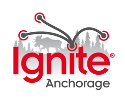 Ignite Anchorage logo