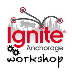 Ignite Anchorage logo